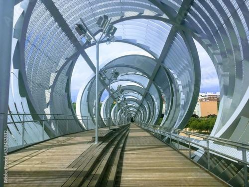 Photo Puente de Arganzuela, Madrid España