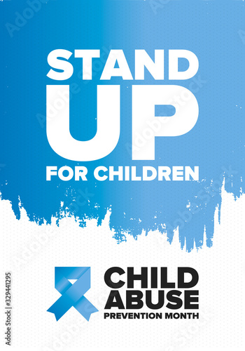 Photo Child Abuse Prevention Month