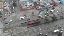 Bogota 80th Street Trasmilenio