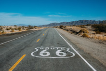 Route 66 Old Road