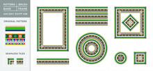 National Egypt Pattern Number ...