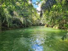 River In Municipal Bathing Bon...