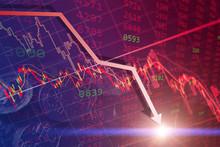 Bearish Stock Financial, Bear ...
