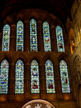Ripon Cathedral In North Yorkshire Has A History Stretching Back Almost Fourteen Centuries