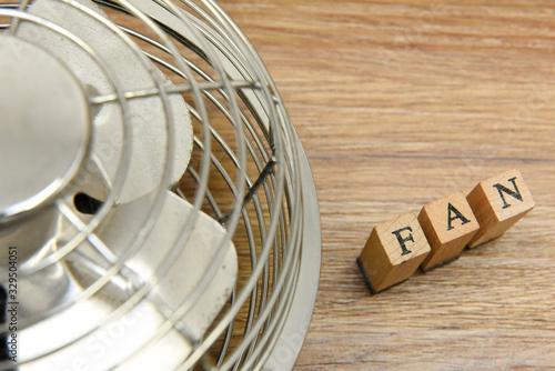 fan アルファベット テキスト 文字 英字 単語 スタンプ 素材 alphabet letter word text stamp Canvas Print
