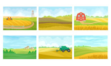 Agricultural Lands With Barn H...