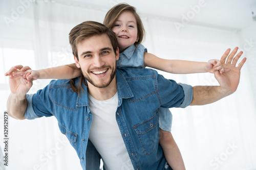 Fotografia Happy loving family