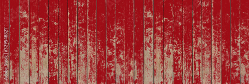 grunge wood background Slika na platnu