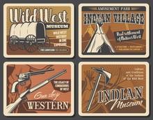 Wild West Western Cowboy And I...