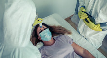 Patient Attended By Doctors Wh...