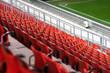 Leeres Fußballstadion | Leere Arena | Sitze