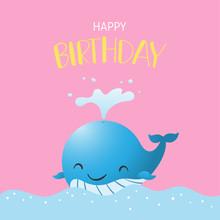 Happy Birthday Greeting Card O...