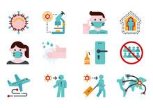 Illustrations Coronavirus - Co...