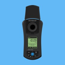 Turbidity Meter Unit FNU NTU Test Tool Lab Water Waste Meter Lake Pure Fluid River Check Verify Liquid Clean Tester Supply Sample Device Cloudy Control Screen Technology