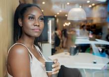 A Thirty-Something Black Woman...