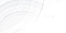 Modern White Abstract Pattern Presentation Background. Vector Illustration Design For Presentation, Banner, Cover, Web, Flyer, Poster, Wallpaper, Texture, Slide, Magazine, And Powerpoint.