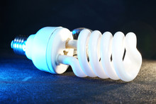 Old Lightbulbs In The Studio O...