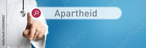 Apartheid Canvas Print