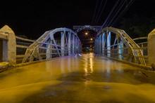 Vista Noturna Da Ponte Raul So...