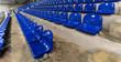 Leeres Stadion Sitze Sport | Leere Arena |