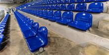 Leeres Stadion Sitze Sport | L...