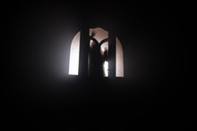 Silhouette Of An Unknown Shado...