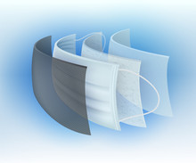 Multi-layer Surgical Protective Mask Filter Prevent Germs And Dust, Viruses, Bacteria, Dust, Saliva, Odor For Safety And Good Hygiene.