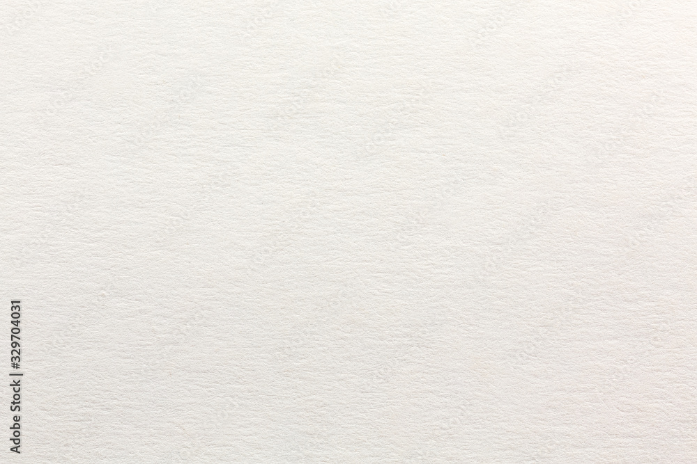 Fototapeta highly-textured white watercolor paper. paper texture for artwork
