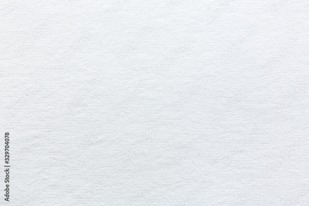 Fototapeta high resolution texture of art watercolor paper. white paper  background