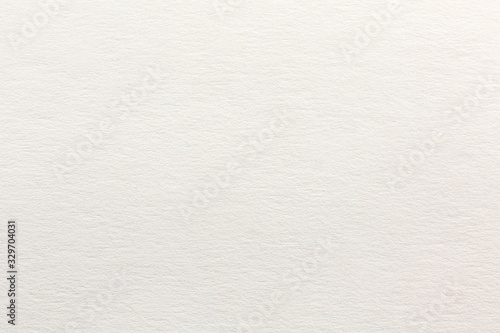 highly-textured white watercolor paper. paper texture for artwork Canvas