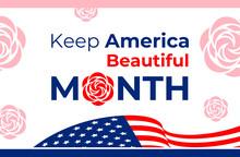 Keep America Beautiful Vector ...