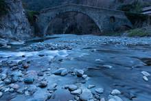 Atardecer En El Pont De La Cab...