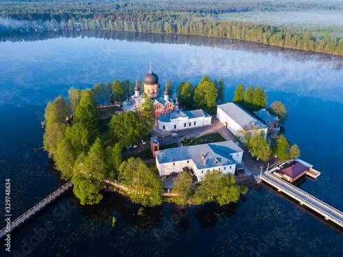Photo Holy-Vvedensky nunnery in the Vladimir region. Russia