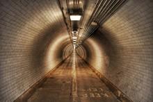 Woolwich Foot Tunnel London