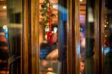 Closeup Shot Of Red Christmas ...