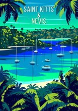 St. Kitts And Nevis Islands La...
