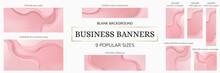 Web Banners Bundle. 9 Popular ...