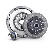 Disc And Cover Clutch Car