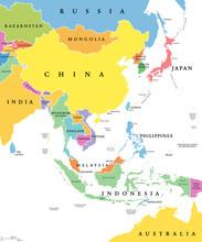 East Asia, Single States, Poli...