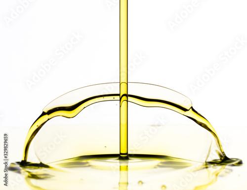 Aceite de oliva Canvas Print