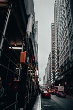Urban Streets Of New York City