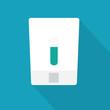 soap dispenser icon -vector illustration