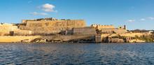 Skyline Of Valletta From Sliem...