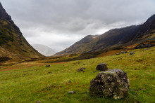 """Mountain In Scotland Named """"Be..."""