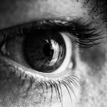 Cropped Image Of Eye