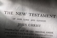 Intro Page To King James Bible...