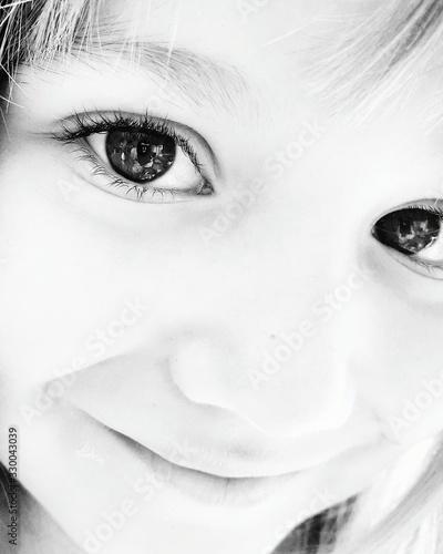 Obraz Close-up Of Young Woman - fototapety do salonu