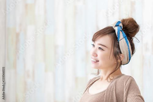 Fotografia, Obraz ルームウェアの女性