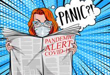 """Pandemic Alert COVID-19"". Pre..."