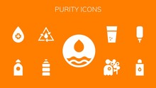 Purity Icon Set